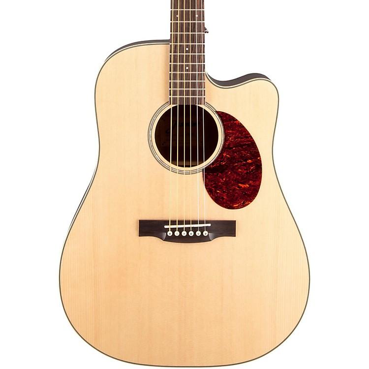 JasmineJD-37 Dreadnought Acoustic-Electric GuitarNatural