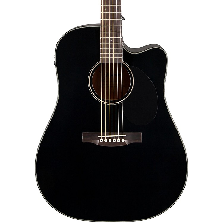 Jasmine JD-39 Dreadnought Acoustic-Electric Guitar