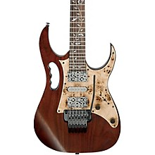 Ibanez JEM77WDP Steve Vai Signature JEM Premium Series 6-String Electric Guitar Level 1 Natural