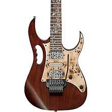Ibanez JEM77WDP Steve Vai Signature JEM Premium Series 6-String Electric Guitar Natural