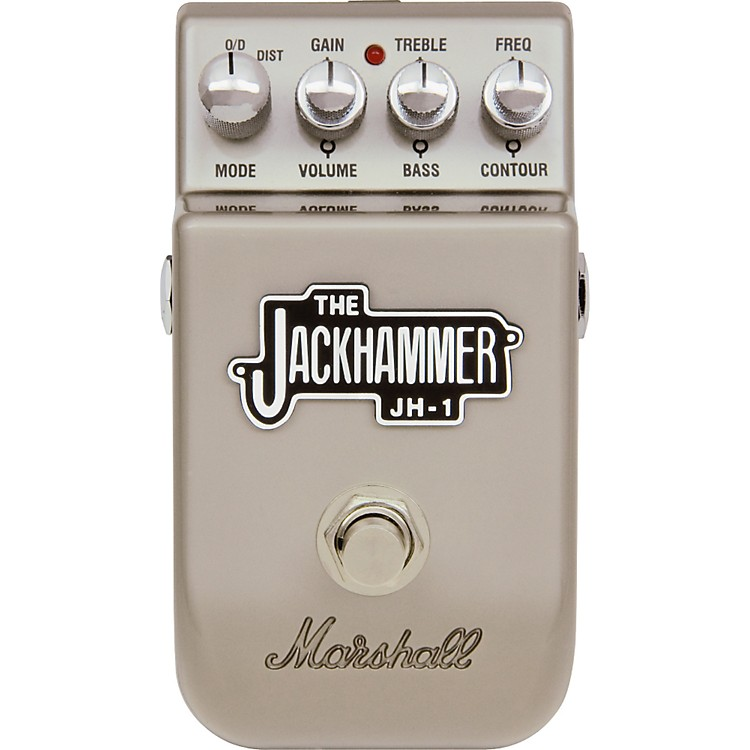 MarshallJH-1 Jackhammer Metal X-L Pedal
