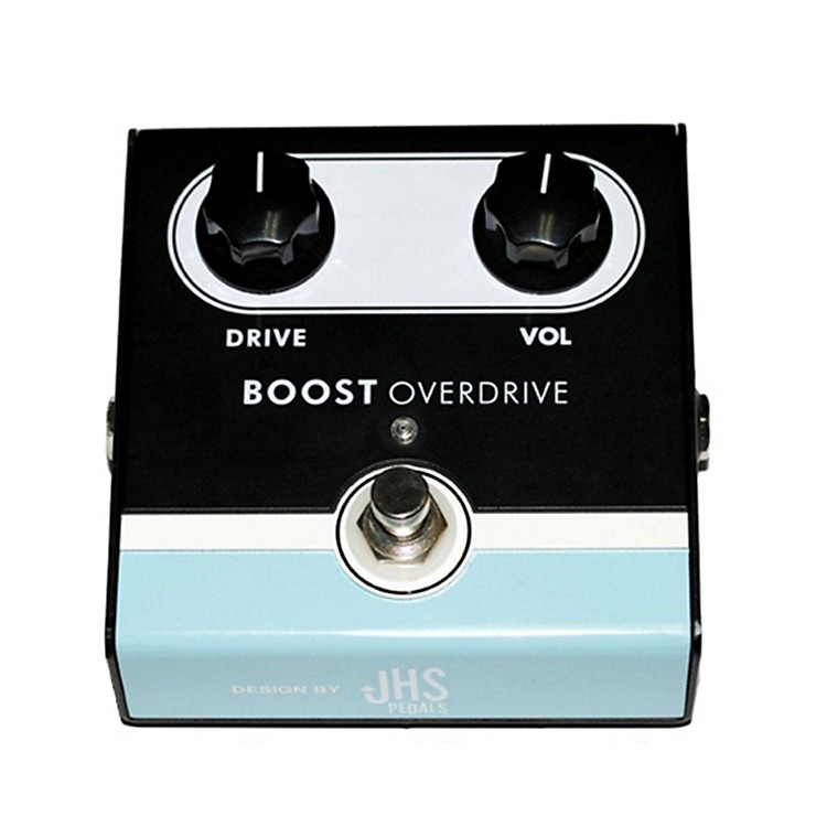 Jet City AmplificationJHS Boost Overdrive Pedal