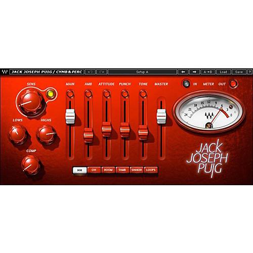 Waves JJP Cymbals & Percussions Native/SG Software Download-thumbnail
