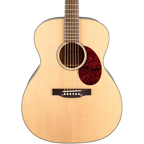 Jasmine JO-37 Solid Top Orchestra Acoustic Guitar Natural