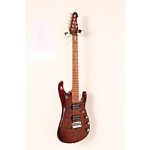 Ernie Ball Music Man JP15 Roasted Quilt Maple Top Seven-String Electric Guitar