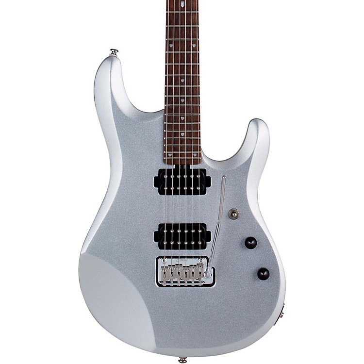 Sterling by Music ManJP60 Electric GuitarSterling Silver