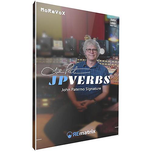 Overloud JPVerbs for REmatrix