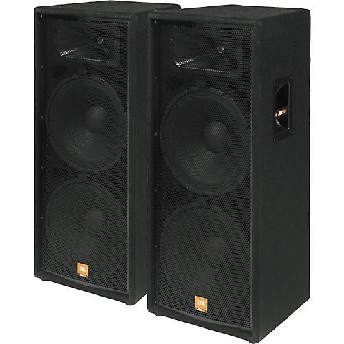 JBL JRX125 Dual 15