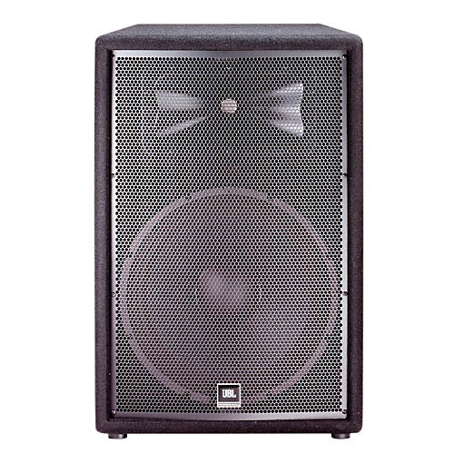JBL JRX215 15 two-way passive loudspeaker system with 1000W peak power handling