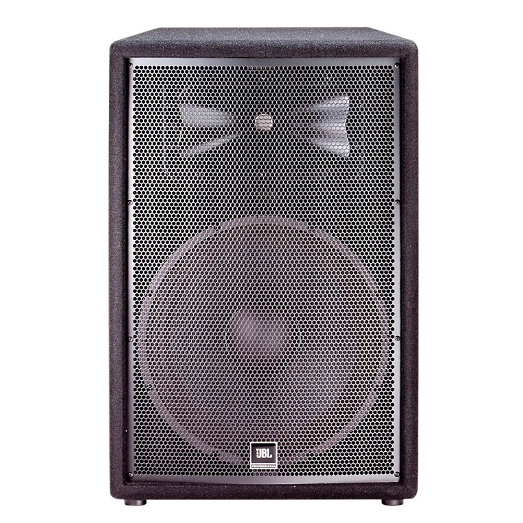 JBL JRX215 15 two-way passive loudspeaker system with 1000W peak power handling