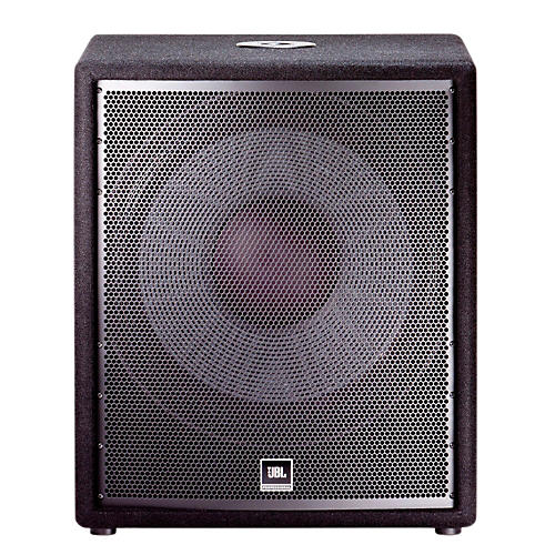 JBL JRX218S 18 passive compact subwoofer with 1400W peak power handling