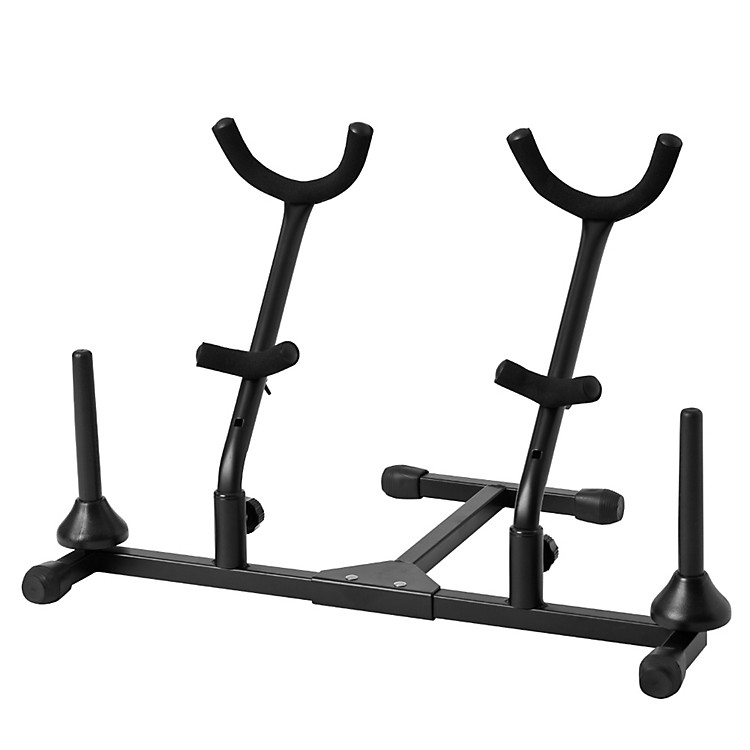 Ultimate Support JS-DS100 Jamstands Double Sax Stand