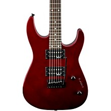 Jackson JS12 Electric Guitar Metallic Red