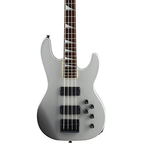 Jackson JS3 Concert Electric Bass Guitar Quicksilver