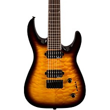 Jackson JS32-7 Dinky DKA QM 7-String Electric Guitar