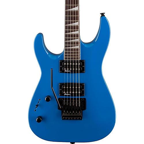 Jackson JS32L Dinky DKA Left-Handed Electric Guitar Bright Blue Rosewood