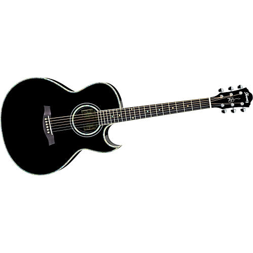 Ibanez JSA10 Satriani Signature All-Solid Acoustic-Electric Guitar