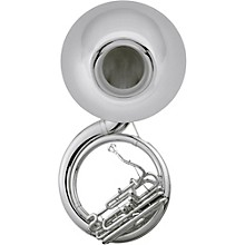 Jupiter JSP1110 Quantum Series 4-Valve BBb Sousaphone Silver