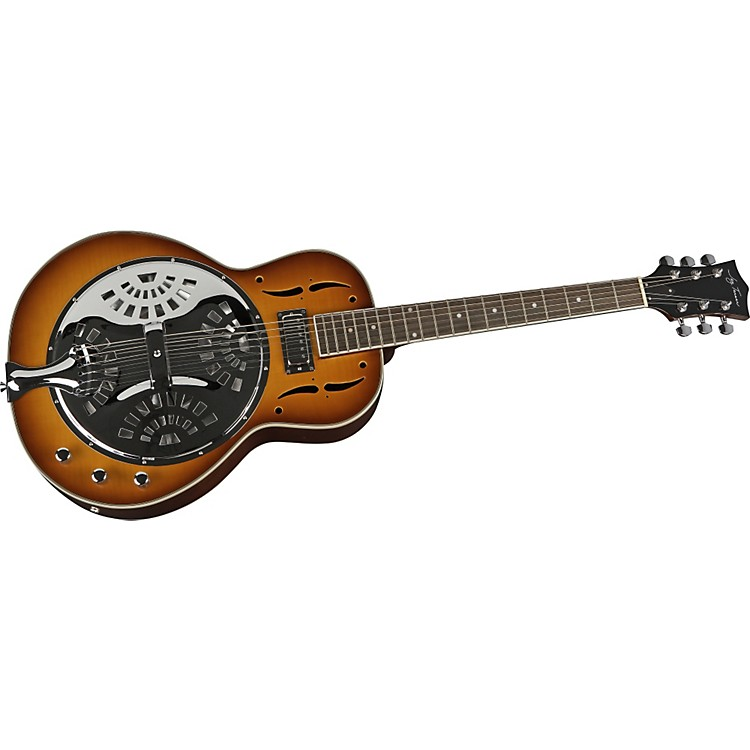 Jay Turser JT-900 Res Electric Resonator Guitar