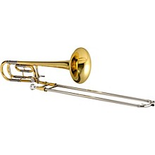 Jupiter JTB1150F Performance Series F-Attachment Trombone Lacquer Yellow Brass Bell