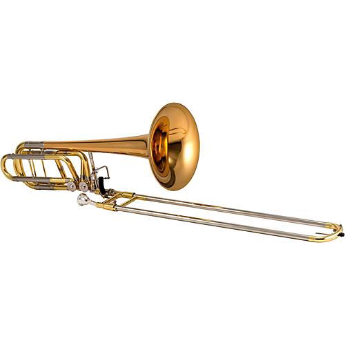 Jupiter JTB1180 Performance Series Bass Trombone Lacquer Rose Brass Bell