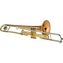Jupiter JTB720V Series C Valve Trombone Lacquer Rose Brass Bell