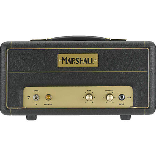 Marshall JTM1 50th Anniversary '60s Era 1W Tube Guitar Amp Head