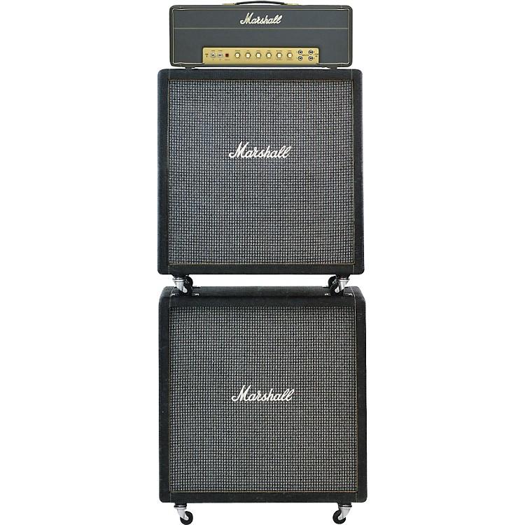 MarshallJTM45, 1960AX, and 1960BX Tube Guitar Full Stack