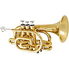 Jupiter JTR710 Series Bb Pocket Trumpet JTR710 Lacquer