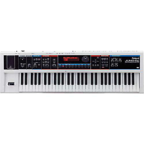 Roland JUNO-Di Mobile Synthesizer White-thumbnail