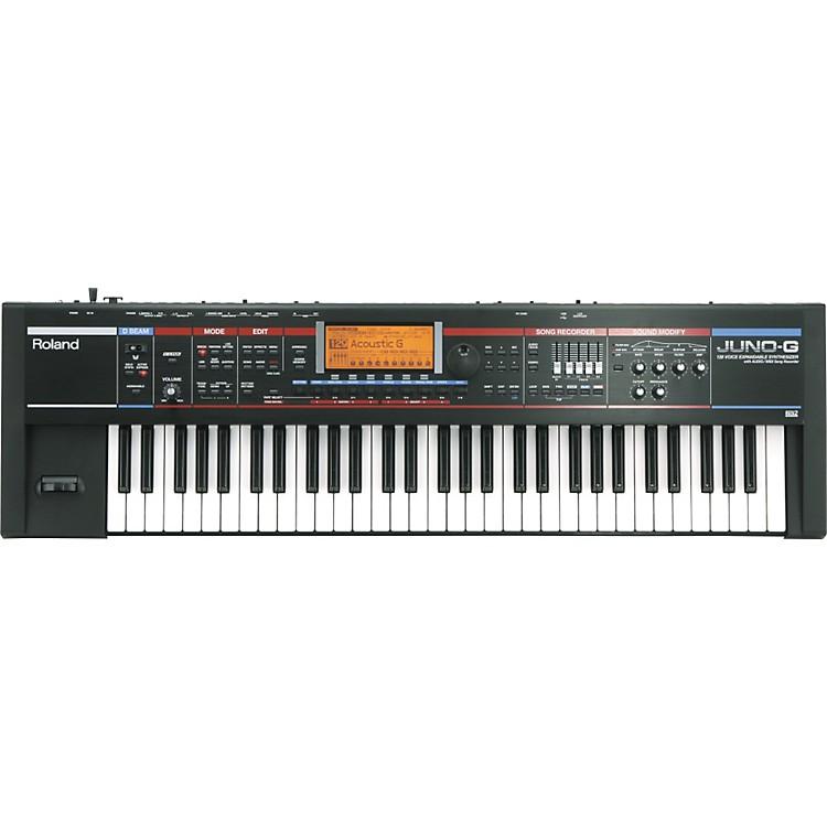 RolandJUNO-G Workstation Synthesizer Keyboard