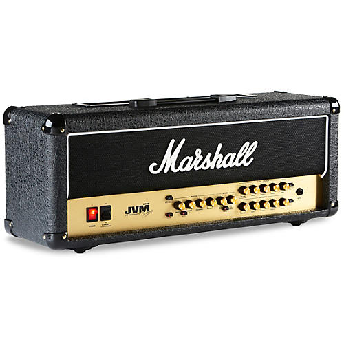 Marshall JVM Series JVM205H 50W Tube Guitar Amp Head Black