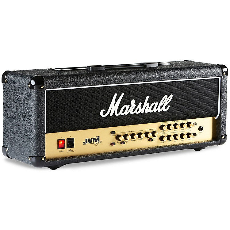 Marshall JVM Series JVM210H 100W Tube Guitar Amp Head Black