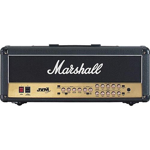 Marshall JVM Series JVM210HCF 100W Tube Guitar Amp Head-thumbnail