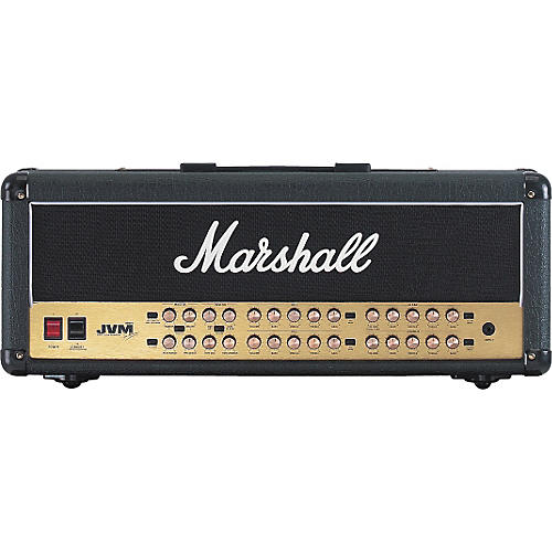 Marshall JVM Series JVM410HCF 100W Tube Guitar Amp Head