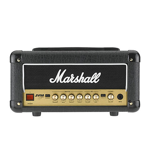 Marshall JVM1 50th Anniversary 2000s Era 1W Tube Guitar Amp Head