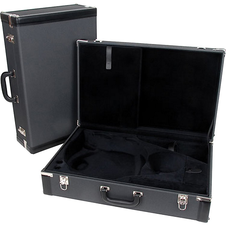 J. Winter JW 784 Wood Attache Series Detachable Bell French Horn Case
