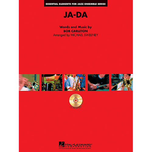 Hal Leonard Ja-Da Jazz Band Level 1-2 Arranged by Michael Sweeney