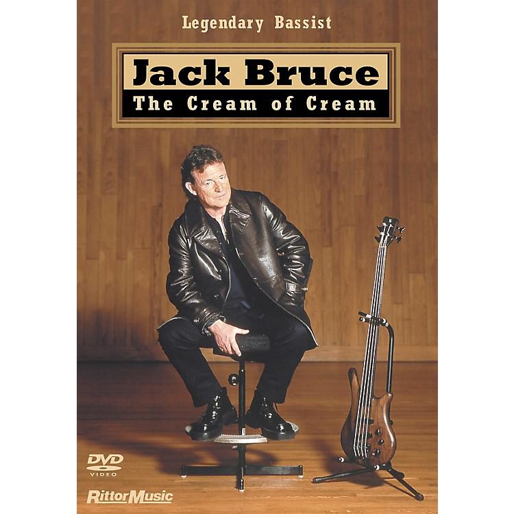 Hal LeonardJack Bruce - The Cream of Cream Bass DVD