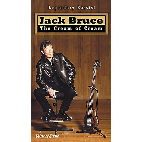 Hal Leonard Jack Bruce - The Cream of Cream Video