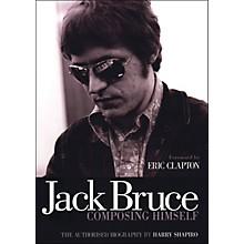 Backbeat Books Jack Bruce Composing Himself