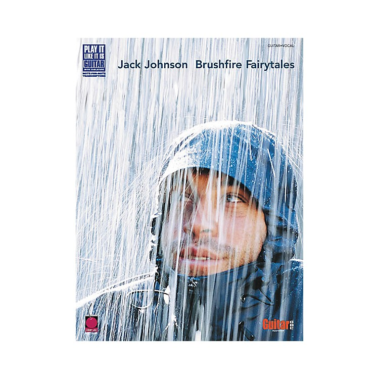 Cherry LaneJack Johnson Brushfire Fairytales Guitar Tab Songbook