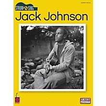 Cherry Lane Jack Johnson Strum & Sing Guitar Songbook