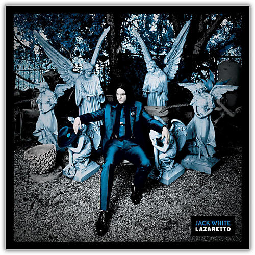 Sony Jack White - Lazaretto Vinyl LP