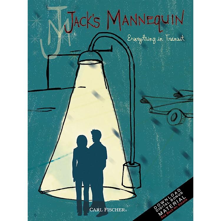 Carl FischerJack's Mannequin Songbook - Everything in Transit