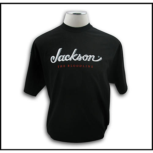 Fender Jackson Bloodline T-Shirt Large