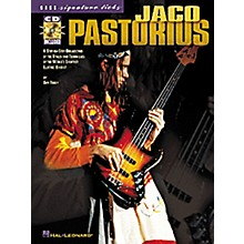 Hal Leonard Jaco Pastorius Bass Signature Licks Book with CD