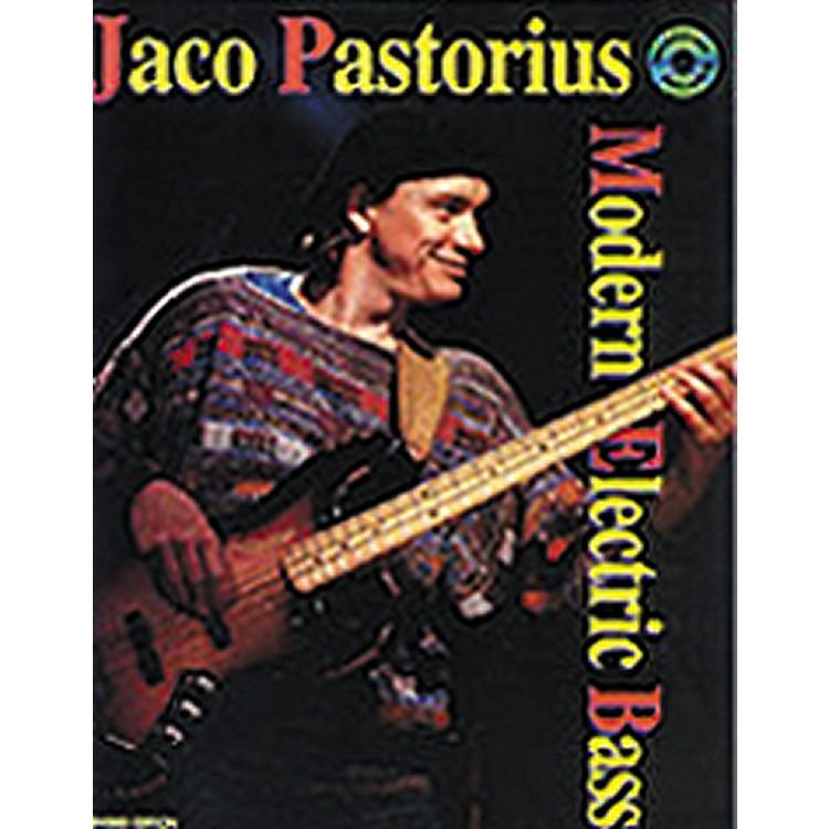 AlfredJaco Pastorius Book/CD