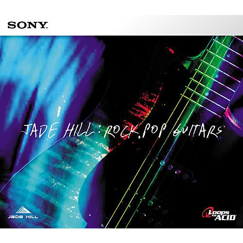 Sony Jade Hill: Rock/Pop Guitars Acid Loop CD