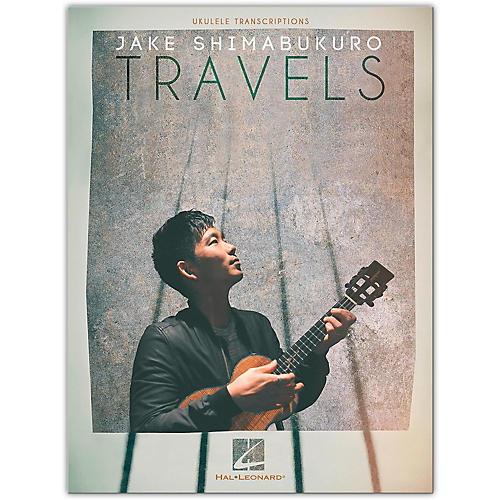 Hal Leonard Jake Shimabukuro - Travels Ukulele Songbook-thumbnail